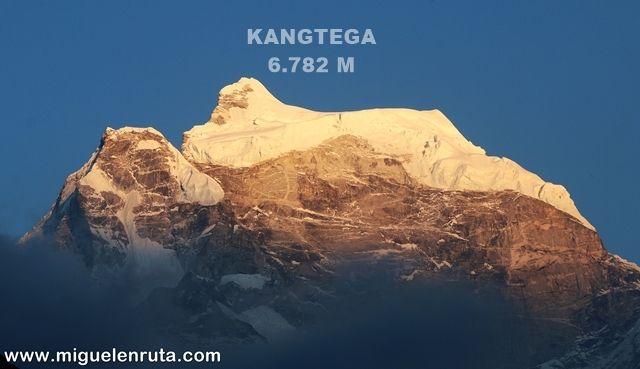 Kangtega-Tengboche