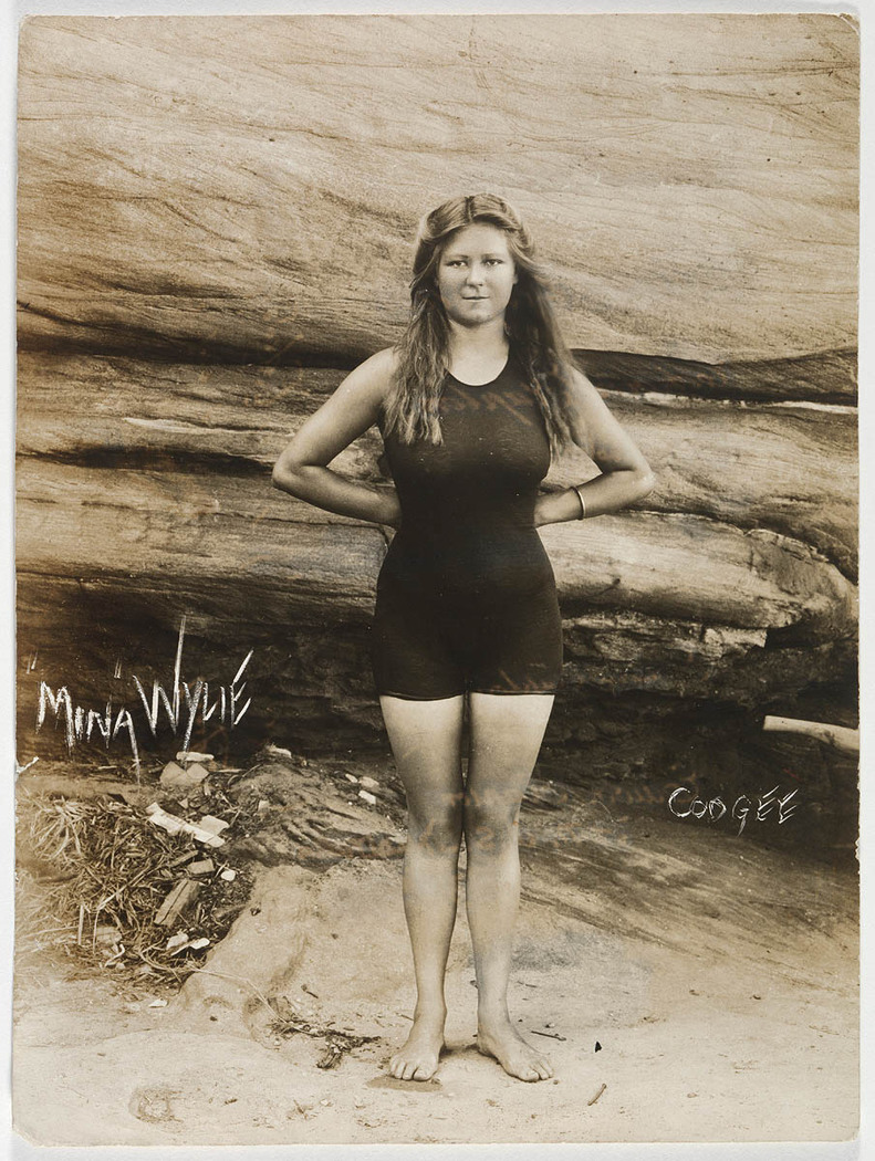 Displaying 17 gt  Images For - Annette Kellerman Measurements   Annette Kellerman Measurements