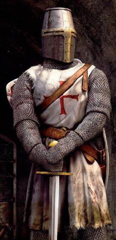 Caballero de La Orden del Temple (Templario)