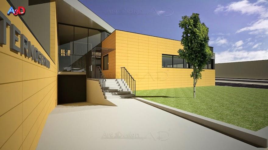 3D Salamanca infografia A3D Arq3Design