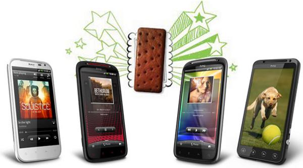 HTC Sensation Ready to Upgrade Ice Cream Sandwich