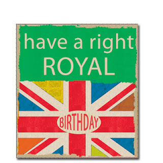 have a right royal birthday men's cards liz and pip ltd