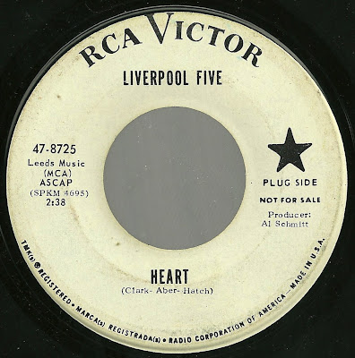 Liverpool Five - Heart - I Just Can\'t Believe It