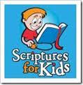 Scriptures 4 Kids