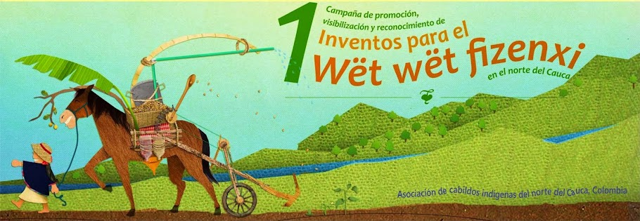 Campaña de inventos para el wët wët fxizenxi