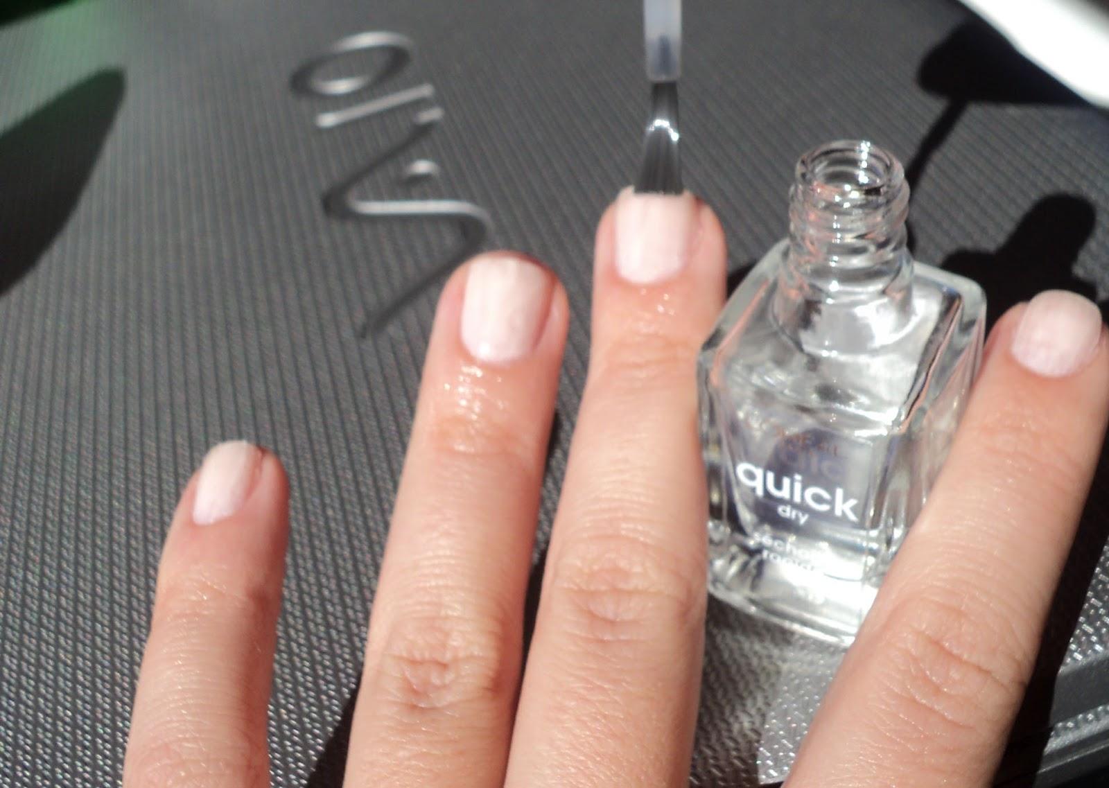 IDEAL PARA ANSIOSAS: Quick Dry - Oleo Impala - Salon Manicure | es ...
