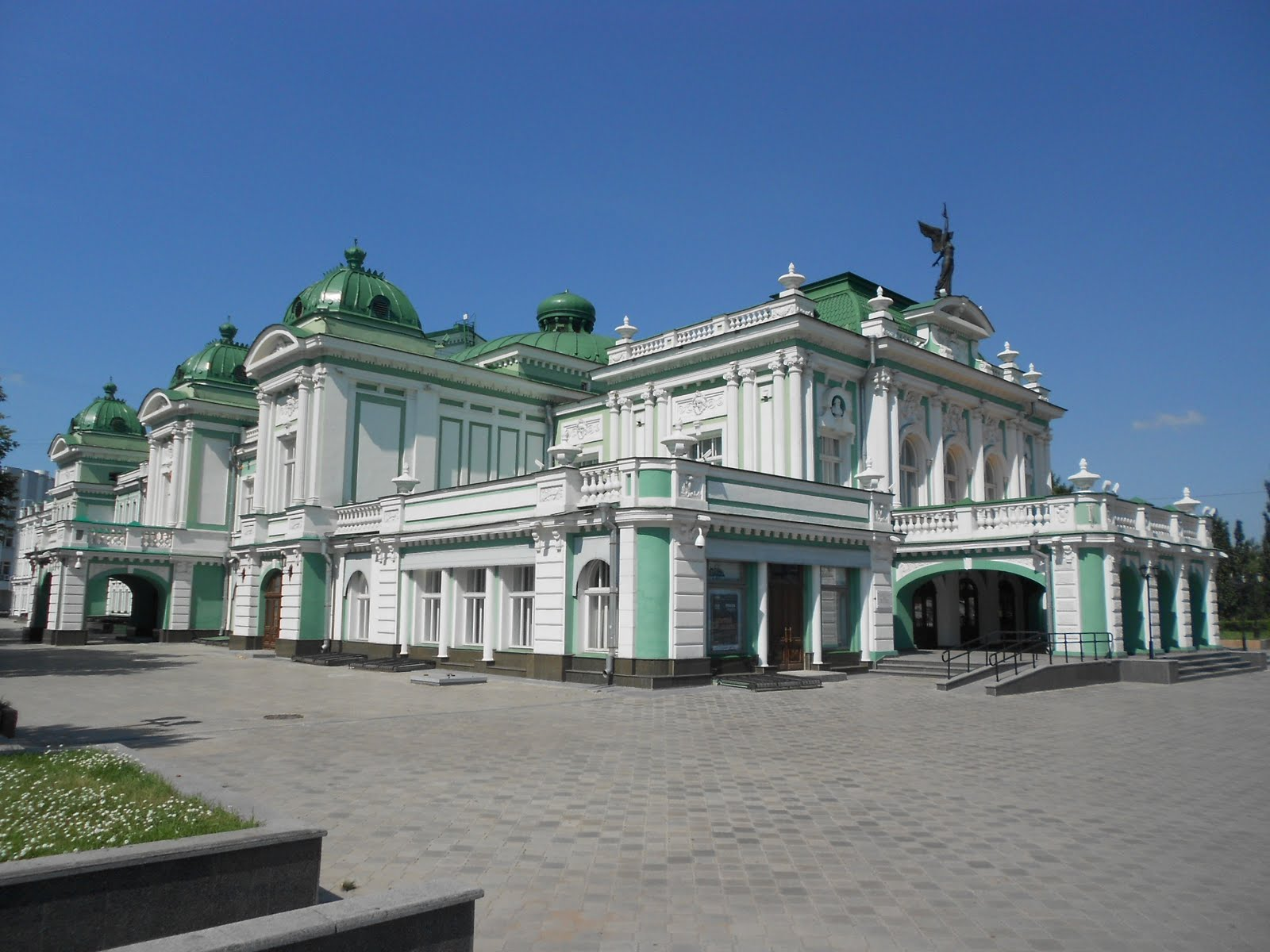 Sights of Omsk: photos and reviews of tourists. Omsk attractions rating 13