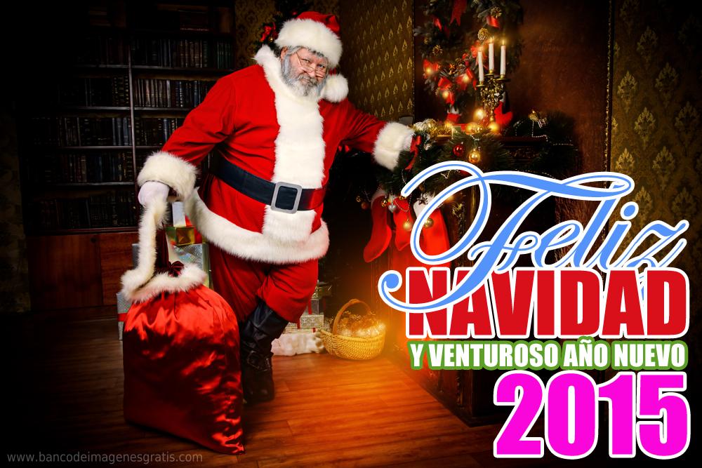 TU SALUDO: FELIZ NAVIDAD 2014 Y VENTUROSO AÑO 2015 Santa-claus-feliz-Navidad-y--a%C3%B1o-nuevo-2015