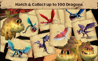 Dragons: Rise of Berk Apk For Android