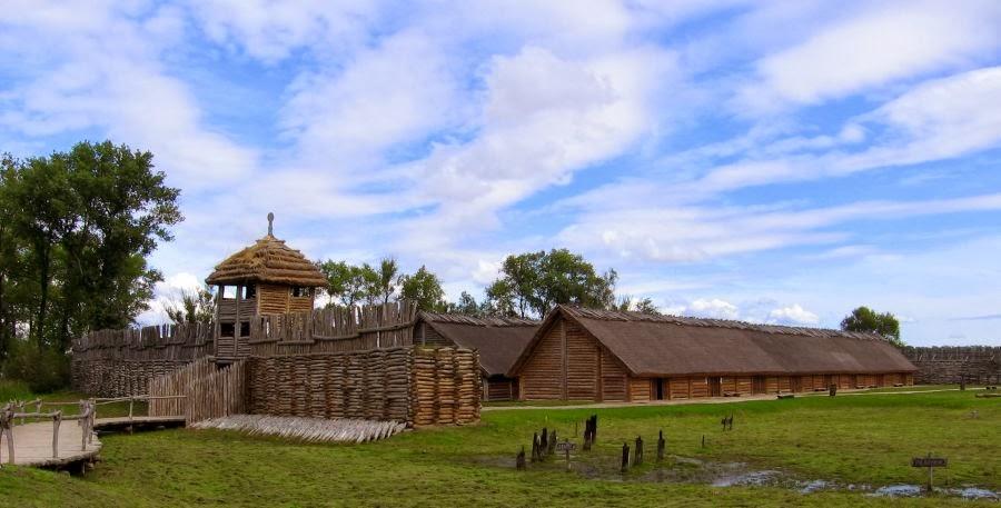 Rezerwat archeologiczny w Biskupinie