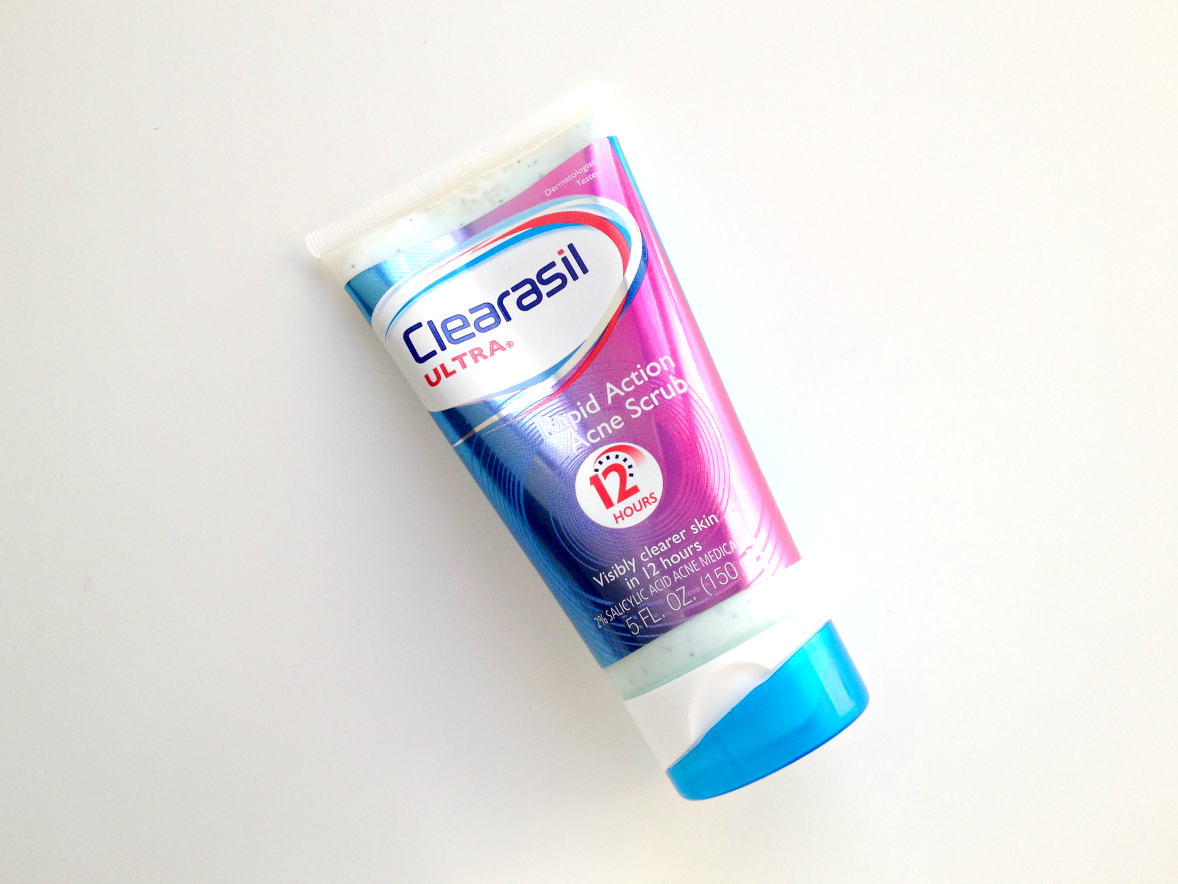 clearasil-ultra-rapid-action-acne-scrub