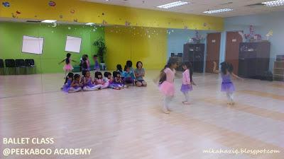 kuala lumpur dance class