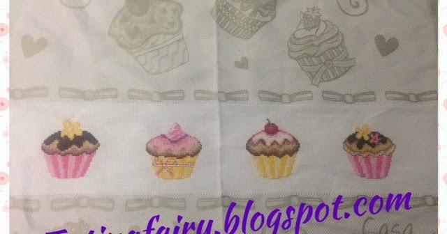 Paola fairy invasione di cupcake in cucina - Invasione di formiche in cucina ...