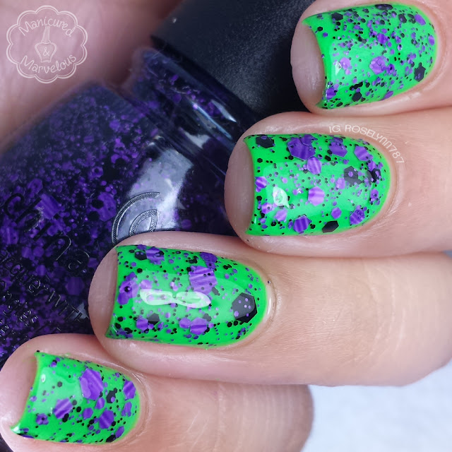China Glaze - Cackle If You Want To