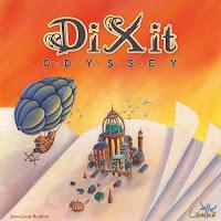 Recensione - Dixit Odyssey