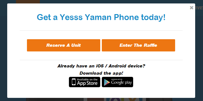 OLX.ph Officially Launch OLX Yesss Yaman Phone