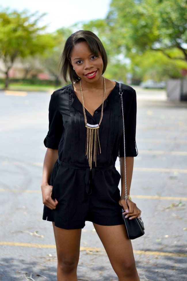 Romper for Night | Spring Style