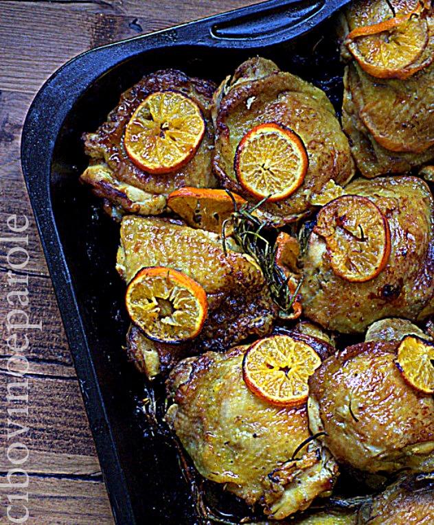 Pollo arrosto ricetta