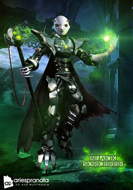 Black Sorcerer