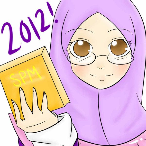 Jadual Waktu Peperiksaan SPM 2012