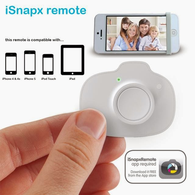 Smart Wireless Selfie Remote Shutters (15) 2