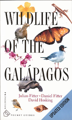Wildlife of the Galapagos by Julian Fitter, Daniel Fitter, and David Hosking