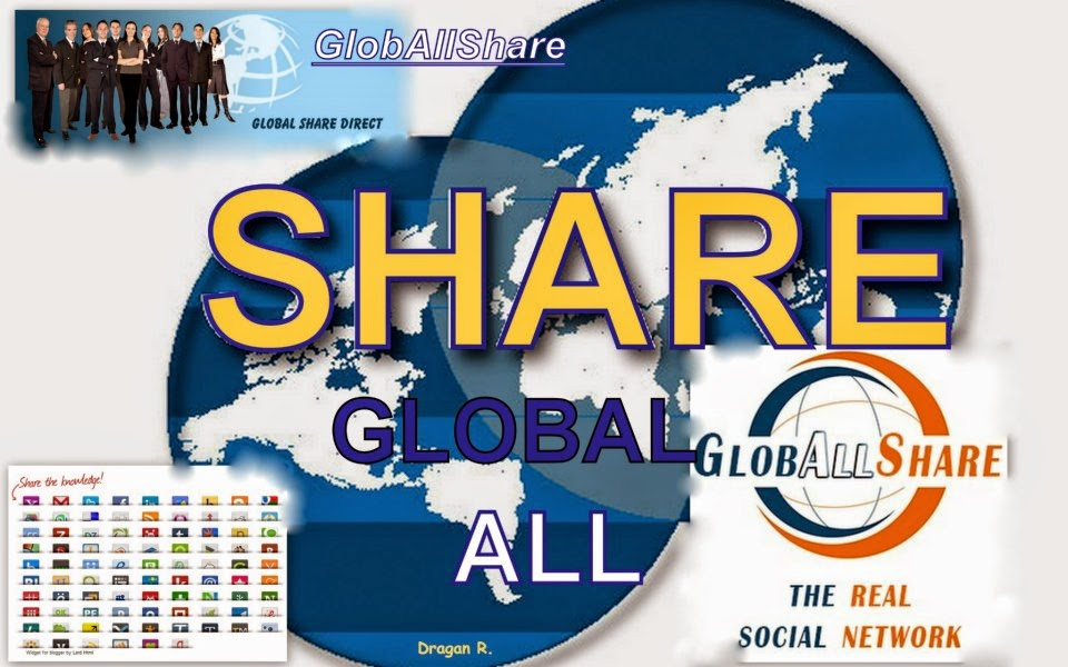 Miliki Saham Sendiri Lewat Situs Sosial Globallshare