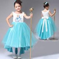 Model Gaun Pesta Anak Perempuan Usia 3 Tahun