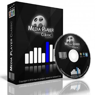 Media Player Classic and one of the best collections of media codecs ffdshow, and thus can play many formats of video and audio files without installing external codecs