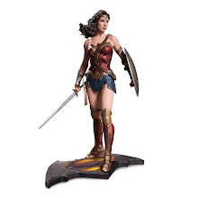 ORDER THE 'BATMAN V SUPERMAN: DAWN OF JUSTICE' - WONDER WOMAN STATUE