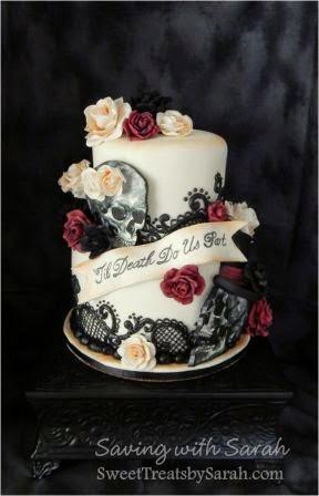 Saving with Sarah: Not All Wedding Cakes Look the Same