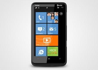 Mango firmware update: HTC HD7S via AT&T