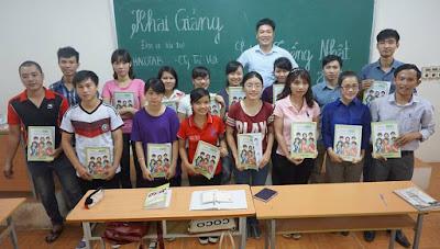 Lớp học tiếng Nhật miễn phí k3