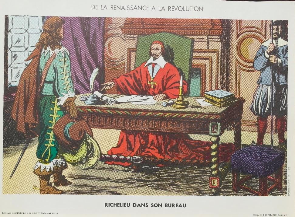 Manuels Anciens Affiche Histoire N3 Vercingtorix