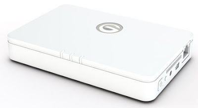 G-Technology intros Connecting external hard drive using the WiFi