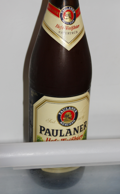 Pszeniczny Paulaner Hefe-Weissbier Naturtrüb