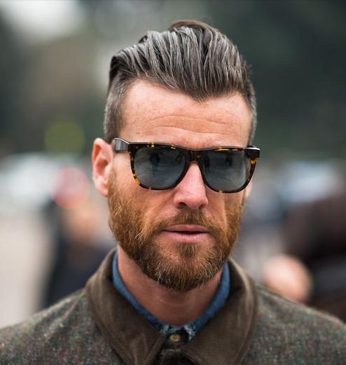 Style rambut undercut pria terkini gaya undercut