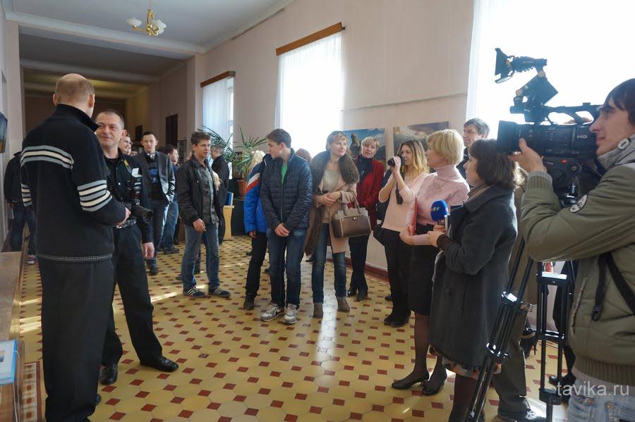 """выставка """"Остров Крым"""" в Симферополе"""