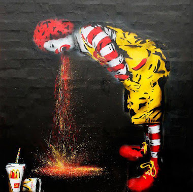 mcbarfy... street art ..