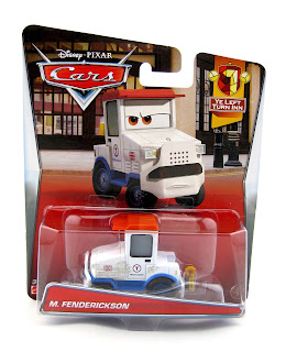 Cars 2 M. Fenderickson