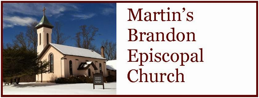 Martins Brandon Episcopal Church