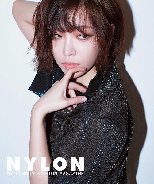 Brown Eyed Girls Gain NYLON 2014