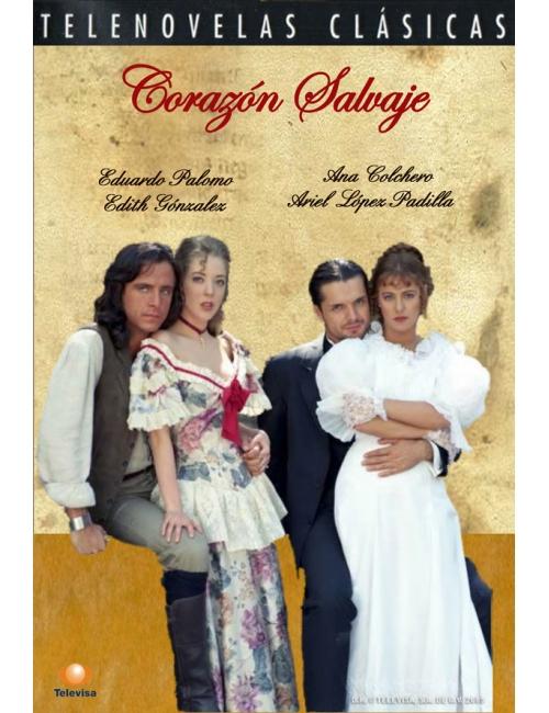 Corazón Salvaje (1993) Latino Capitulo 50