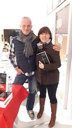 Avec Marc Voltenauer