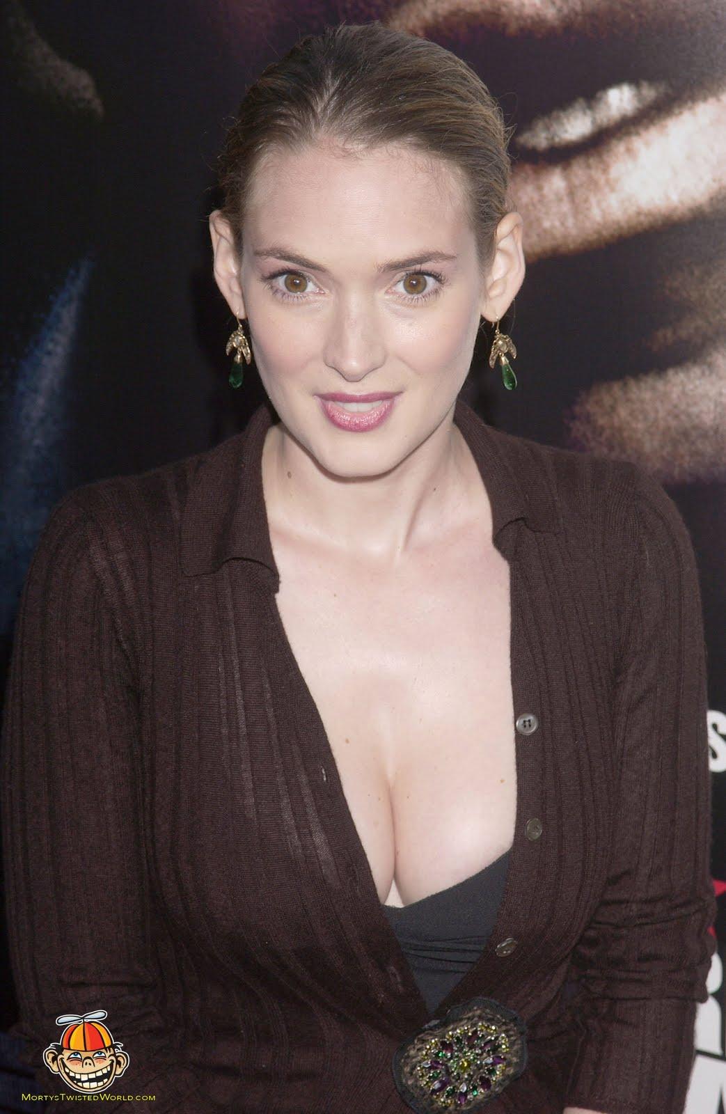 Celebrities Big boobs:... Uma Thurman