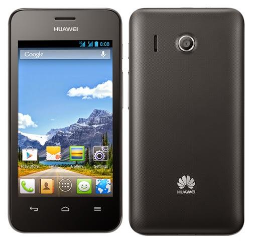Spesifikasi dan Harga Huawei Y320 | Produk Huawei versi Murah