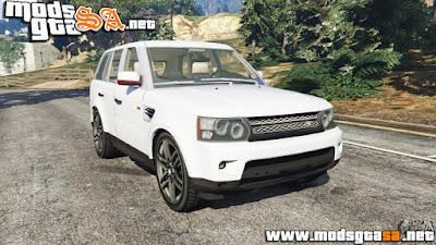 V - Range Rover Sport 2010 v0.7 [Beta] para GTA V PC