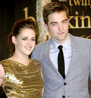 Robert Pattinson and Kristen Stewart partied with Katy Perry