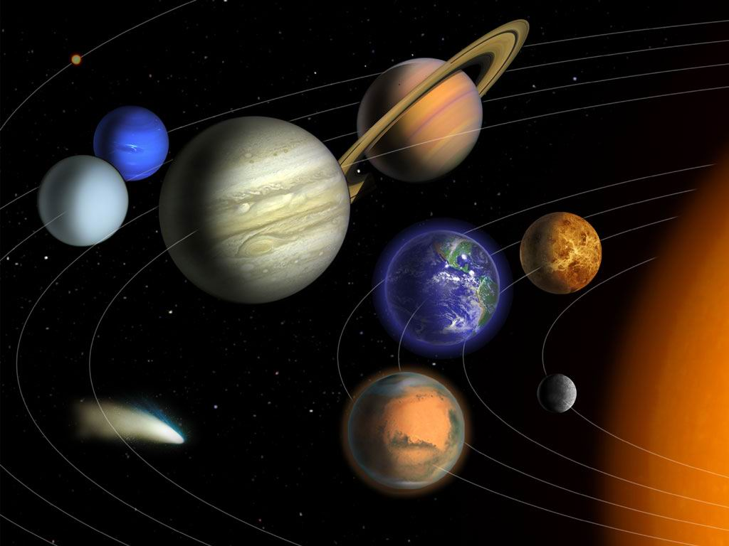 Uzay ve gezegenler gezegenler hakkinda b lg for 6eme planete