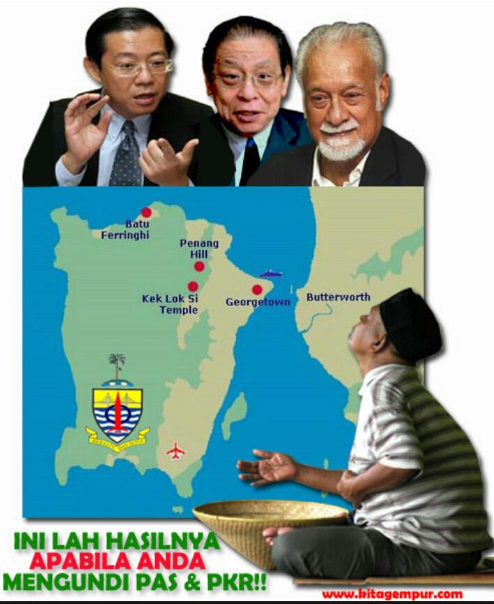 MENGAPA DAP MENJADI SEMAKIN ANGKUH Pengajaran untuk PM Najib Bapa Pemansuhan Akta